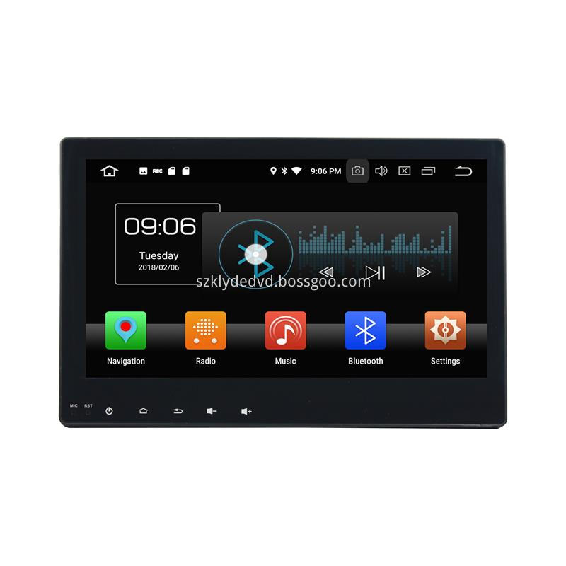 android 8.0 car stero systems for Hilux 2016 (1)
