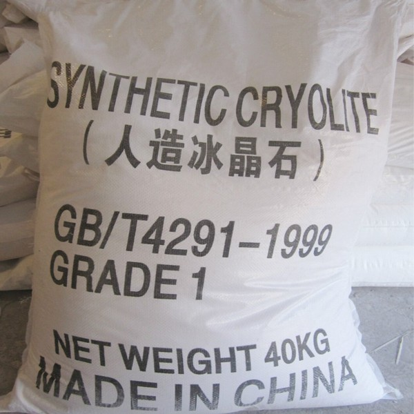 Synthetic Cryolite As Opacifier For Glass