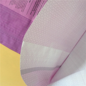 50Kg back seam colorful seed bag
