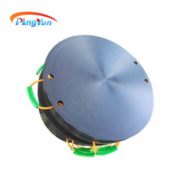 tough durable HDPE construction road mat