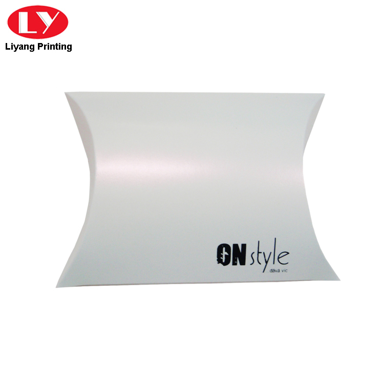 Pillow Box White Color