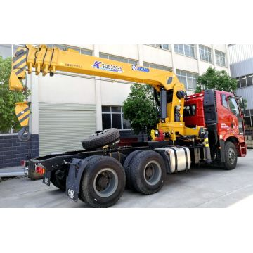 Brand New FAW Tractor Mounted 14T/16T XCMG Crane