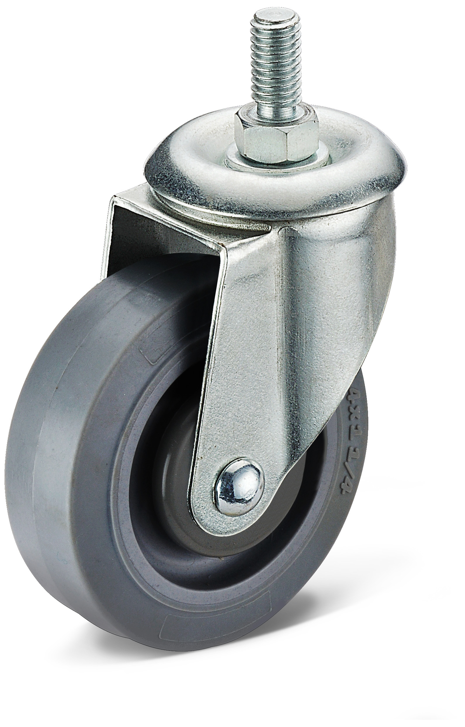 TPR Screw Moving Casters