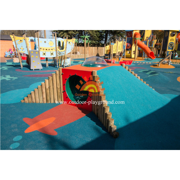 Soft Toddler Indoor Playground For Kids Sale