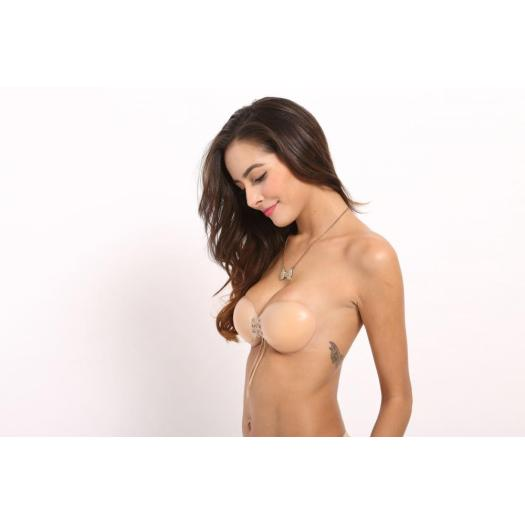 New Model Sex Beautiful push up Wireless Bra