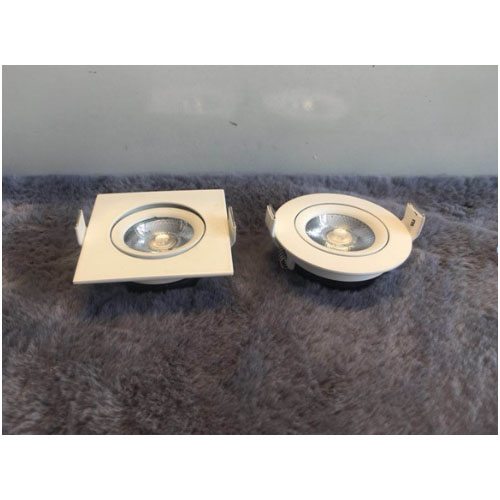 Shapes Warm White LED Downlight