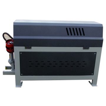 CNC reinforcement straightening and cutting machine
