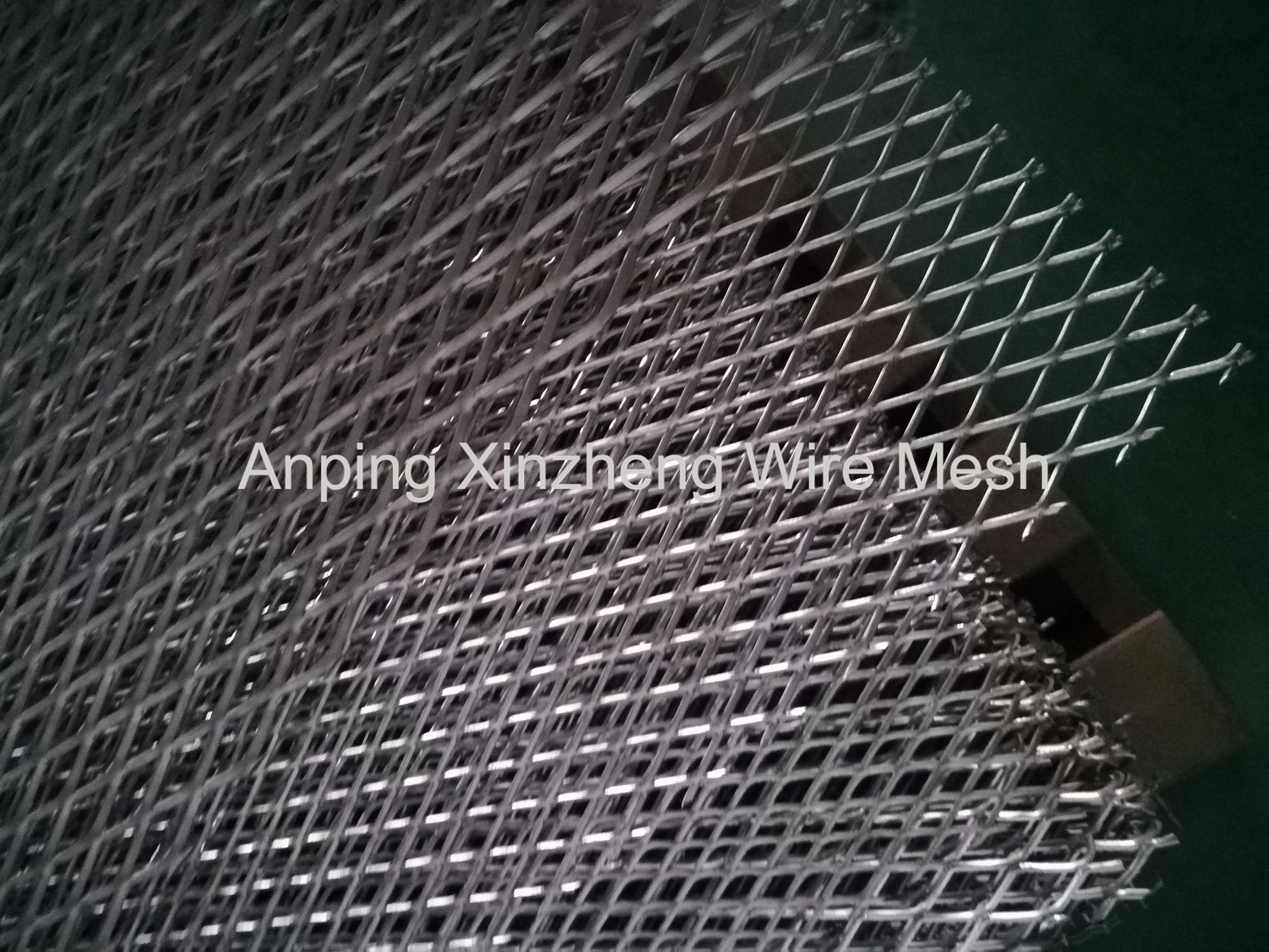 Expanded Mesh