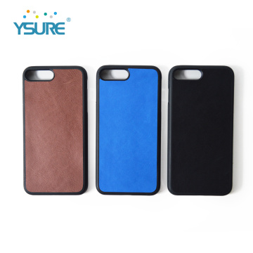 Leather Phone Case for Iphone 7 8 Plus