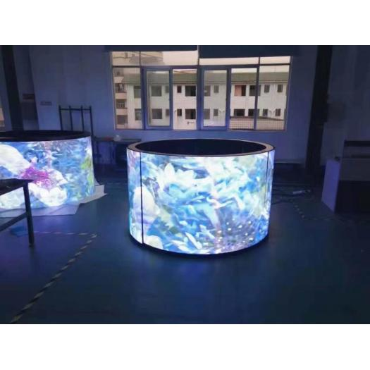 PH1.875 Indoor Flexible Soft LED Screen