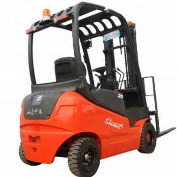 THOR Electric Forklift Full Freedom Lifting 1.8 ton