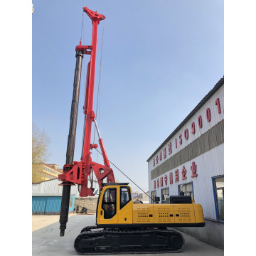 Shandong corporation pile driver for sale