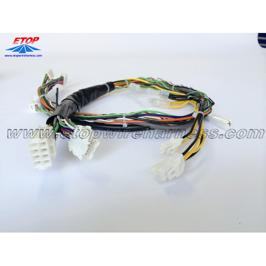 Wire Assembly For Dolls Machine