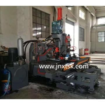CNC Steel Plate Punching Drilling Machine