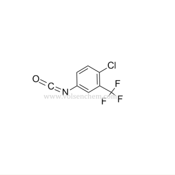 CAS 327-78-6, 4-Chloro-3-(trifluoromethyl)phenyl isocyanate[Sorafenib Intermediates ]