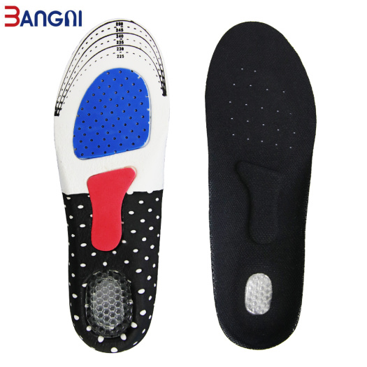 Orthotic Orthopedic Arch Support shoe pad insoles Gel