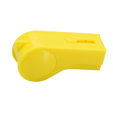 Custom Whistle Colorful Plastic USB Flash memory