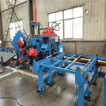 YJCX-18 Angle Steel Punch Cut Processing Machine