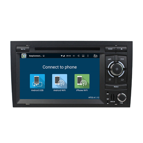 Android 7.1 Audi TT Multimedia Systems