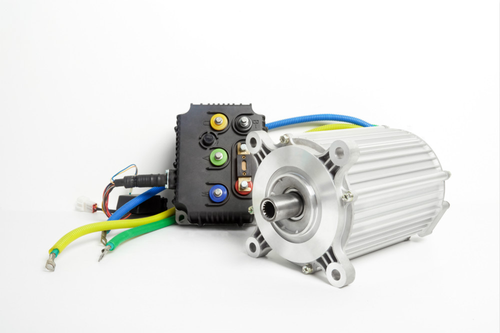 Traction Motor System Meitu