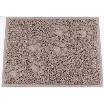 anti skid house cat pad plastic matting