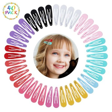 Kordear Snap Hair Clips Hair Barrettes - 40P