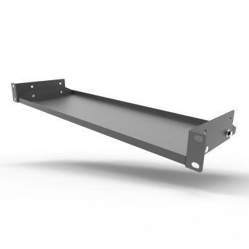 1U Disassembled Server Rack Shelf 6 -Inch Deep