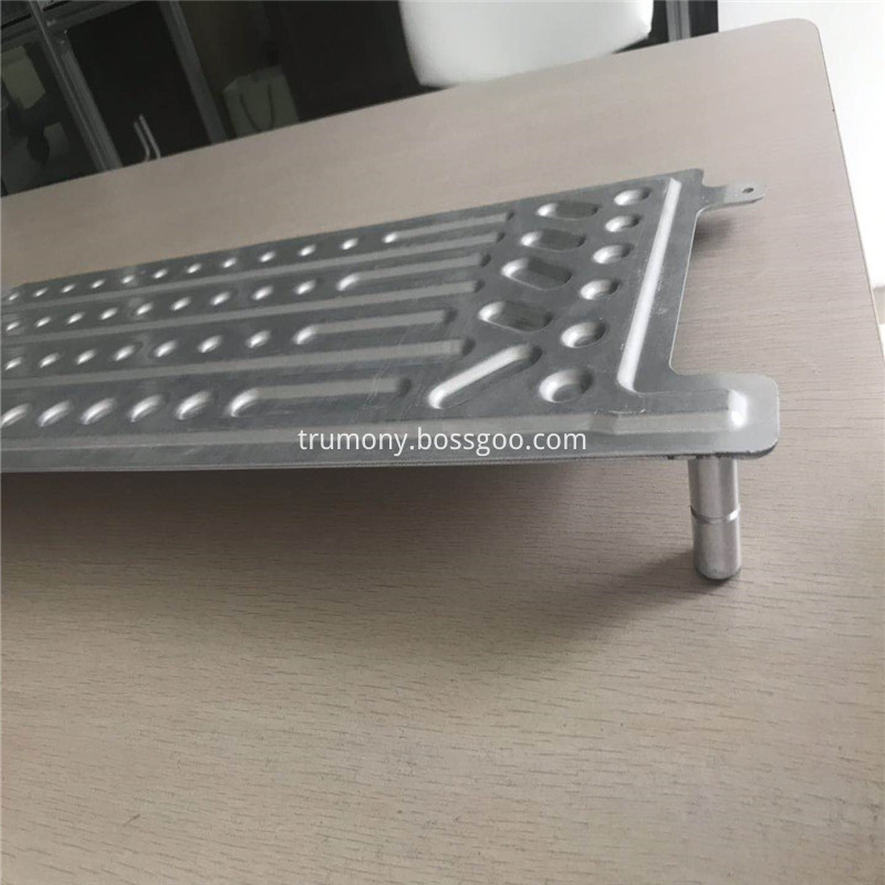 Aluminum brazed water cooling plate24