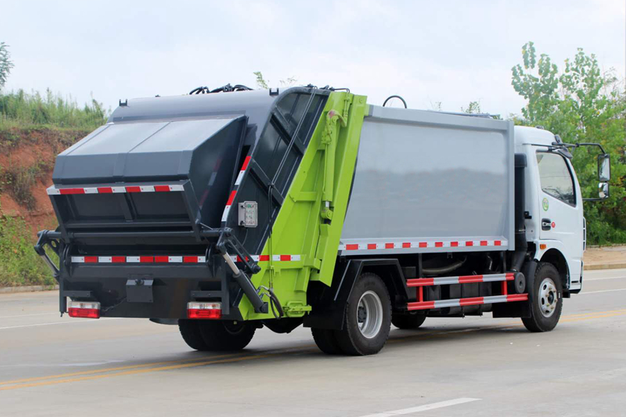 Waste Management Rear Loader Supplier