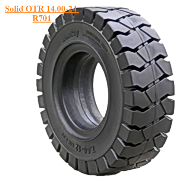 Solid OTR Tire 14.00-20 R701