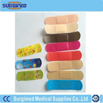 Adhesive Wound Plaster Cotton