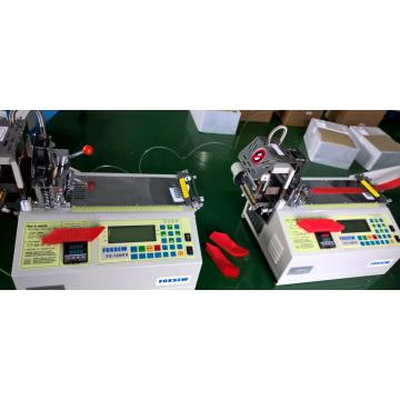 Automatic Ribbon Angle Cutting Machine