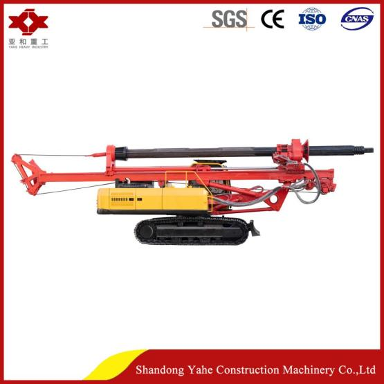Hydraulic Mobile Oil Drilling Rig