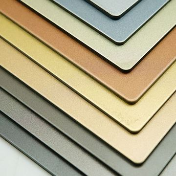 Best price for Titanium Zinc Composite Panel