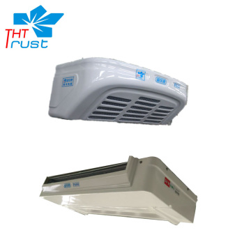 transport refrigerator cooling unit