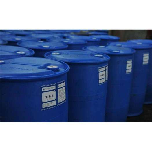 Uniform emulsion liquid silicone defoamer