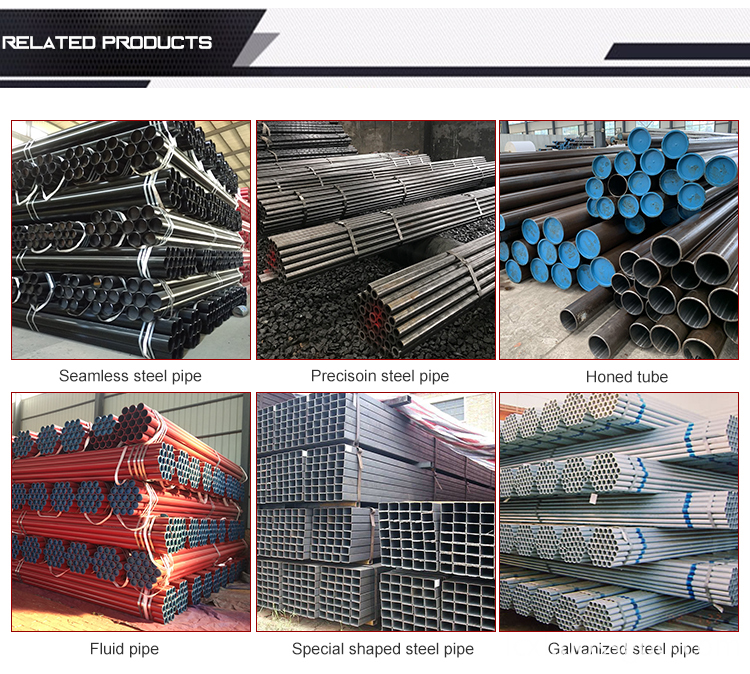Seamless Steel Pipe 32x5