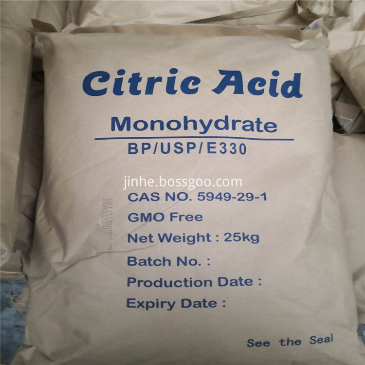 Guangzhou Encapsulated Monohydrate Citric Acid