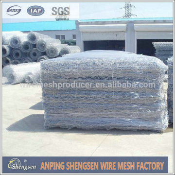 heavy galvanized gabion gabion cages