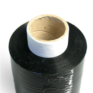 packing hand stretch film with handles