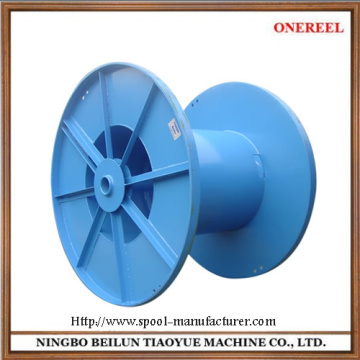 Structural reel of large size