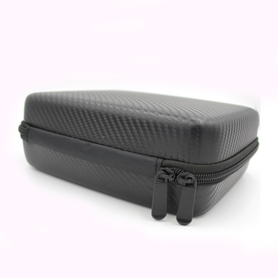 Supplier price rainproof storage customized leather tool case with solid foam