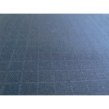 Navy CVC Waterproof and Oil proof Uniform Fabric