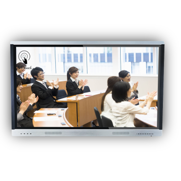 75 inches win/Android OS interactive smart whiteboard