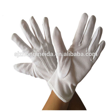 White Cotton Gloves Adult