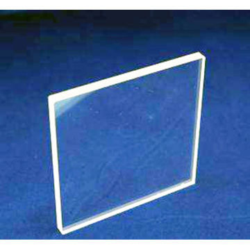 Blank optical glass sapphire window