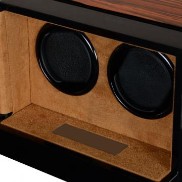 Wooden Watch Winder With Touch Screen
