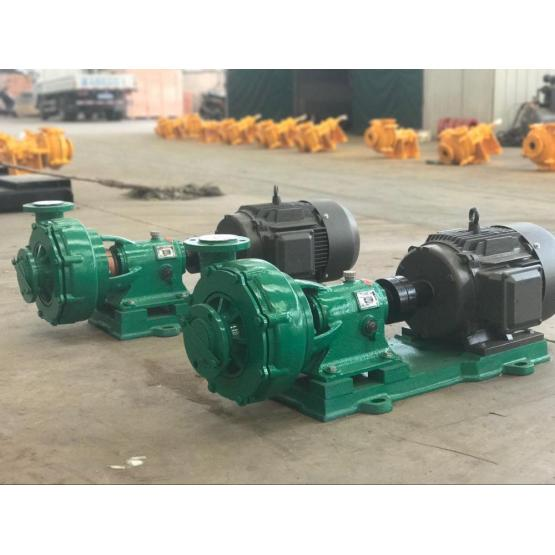 IHF fluoroplastic alloy chemical pump