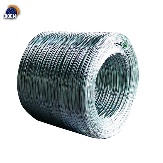 galvanized wire 4 mm