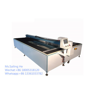 Semi-automatic Laminated Glass Cutting Table